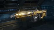 Haymaker 12 Gunsmith Model Gold Camouflage BO3