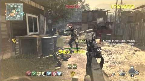 MW3 Spec Ops Chaos Mode Gameplay on Village!