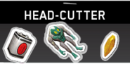 Head Cutter Sticker Pack IW
