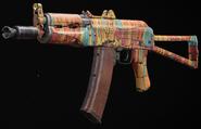 AK-74u Groovy Gunsmith BOCW
