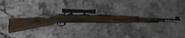 Kar98k sniper scope 3rd person WaWFF