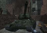 T-34 Stalingrad CoD