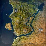 Blackout Map OperationGrandHeist BO4