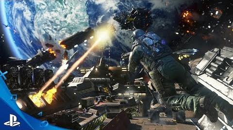 "Call of Duty Infinite Warfare - ""Ship Assault"" Gameplay Trailer PS4"