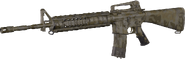 M16A4 Desert MWR