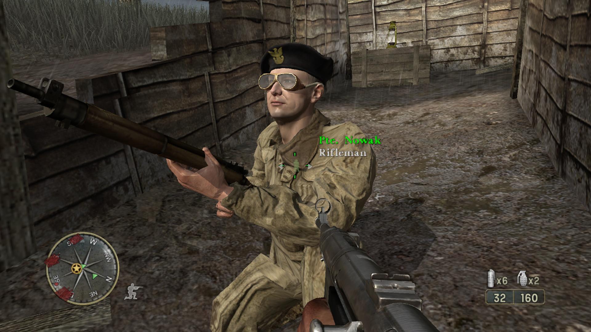 Новак (Call of Duty 3)