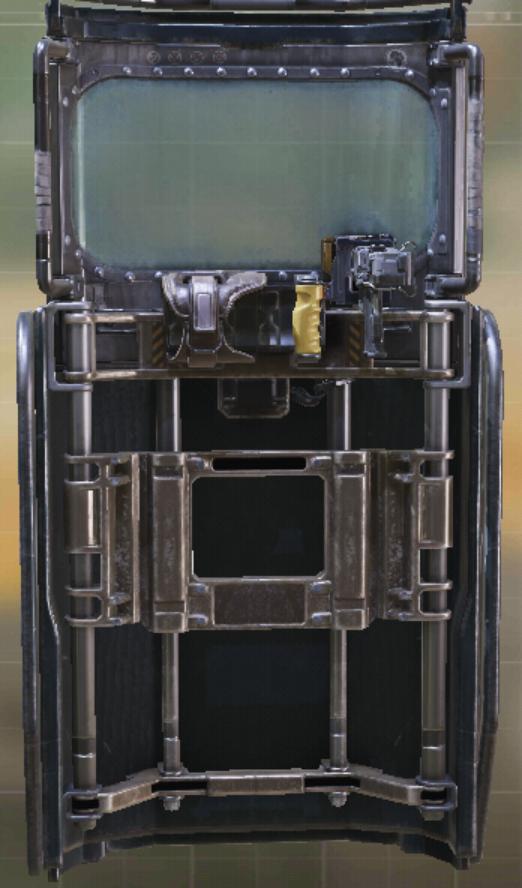 Ballistic Shield
