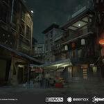 Chinatown Backalley Concept Art MWR.jpg