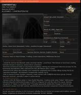 Krueger Dossier