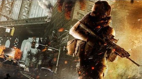 Modern Warfare 3 - U-Turn Vortex Intersection (Face-Off Maps)