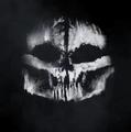 Thomas Merrick skull mask pattern CoDG