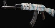 AK-47 Boundary Gunsmith BOCW