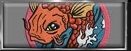 MDLC 4 Koi Badge