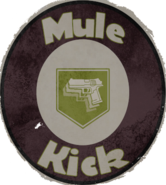 MuleKick Logo BO4