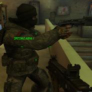 Spetsnaz Alpha 1 Strike Team