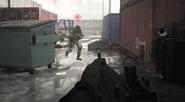 Call of Duty Modern Warfare 2019 бпла разведки отмечен противник
