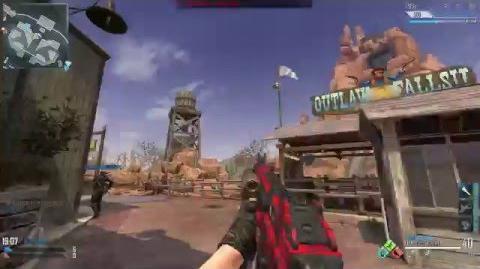 Call of Duty Online China Cowboy map 9v9 1 TDM Rush