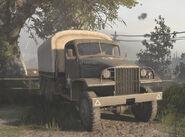 GMC CCKW WWII