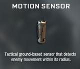 Motion Sensor Create-A-Class BO