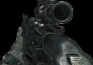 AK-47 ACOG Scope MW3