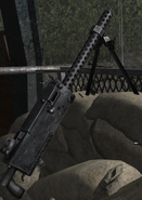 Browning M1919 mounted CoD2