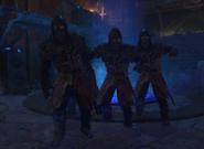 Knight Zombies BO3