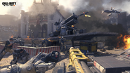 Spike Launcher BO3 in-game view