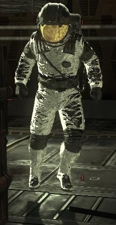 Zombie Astronaute