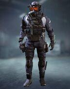 CODM Elite PMC Character Model