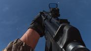 Call of Duty Modern Warfare 2019 Зеркальный прицел G.I. 1