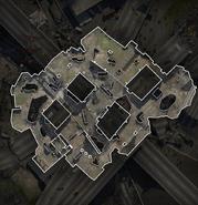 Interchange top down map