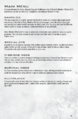 MW3 Manual Main Menu
