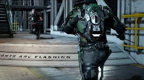 Krigler24Q/Трейлер мультиплеера Call of Duty: Advanced Warfare