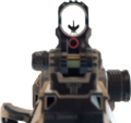 XR-2 iron sights BO3