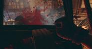 Зомби-щит (в действии)