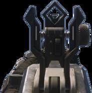HBRa3 iron sights AW