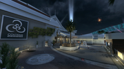 Plaza ISA spawn point
