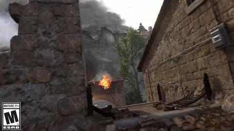 Official Call of Duty® WWII – United Front – Monte Cassino
