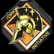 Orion Initiative Emblem IW