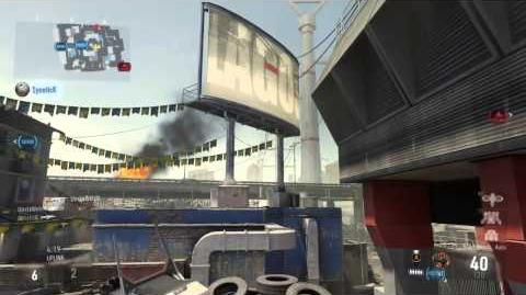 Call of Duty® AW Uplink Gameplay