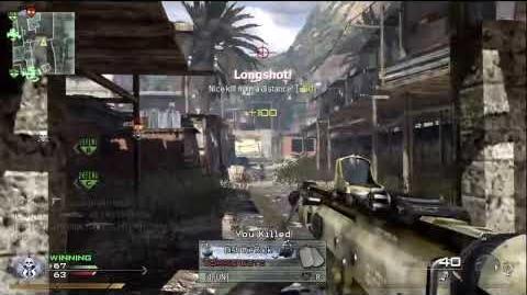 Call of Duty Modern Warfare 2 - Domination