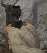 Machine Pistol WWII