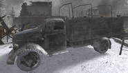 Opel Blitz winterised CoD2