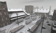 Railyard screenshot 2 CoD1