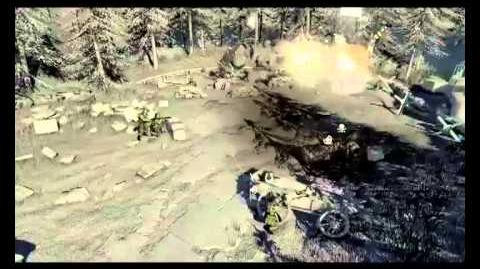 Call of Duty Tactics - Prototype