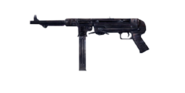 CoD1 Weapon MP40