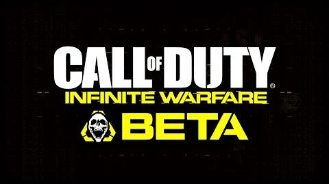 Official Call of Duty® Infinite Warfare Multiplayer Beta Trailer