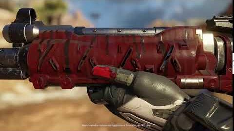 Paint the town red with the limited edition Bloody Valentine weapon camo, now in the Black Market