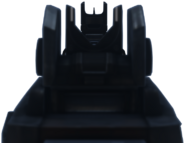 Bal-27 iron sights AW