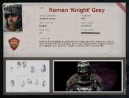 Knight Operator Bio BOCW